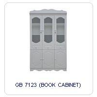 GB 7123 (BOOK CABINET)